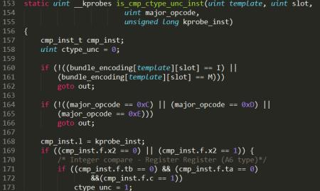 abitary code